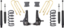 "1998-2009 Ford Ranger 2wd 6 Cyl 6/3"" Lift Kit - MaxTrac K883053-6"