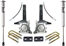 """2007-2018 Toyota Tundra 2wd 3.5""""/2"""" Lift Kit W/ FOX Shocks - MaxTrac K886732F"""