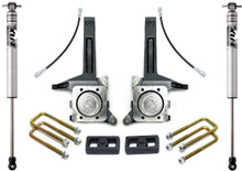 "2007-2021 Toyota Tundra 2wd 3.5""/2"" Lift Kit W/ FOX Shocks - MaxTrac K886732F"