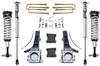 """2005-2020 Toyota Tacoma 2wd (6 lug) 6.5""""/4"""" Lift Kit W/ FOX Shocks - MaxTrac K886864F"""