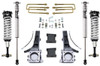 """2005-2021 Toyota Tacoma 2wd (6 lug) 6.5""""/4"""" Lift Kit W/ FOX Shocks - MaxTrac K886864F"""