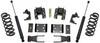 "2014-2018 Chevy Silverado 1500 2wd/4wd (1 pc Drive Shaft) Crew Cab 2/4"" Lowering Kit - MaxTrac K331524-8"