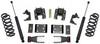 "2014-2018 Chevy Silverado 1500 2wd/4wd (1 pc Drive Shaft) Single Cab 2/4"" Lowering Kit - MaxTrac K331524-6"