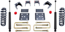 "2009-2014 Ford F-150 2wd/4wd 5"" Flip Kit W/ Rear MaxTrac Shocks - MaxTrac 203450"
