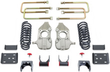 "2015-2019 Ford F-150 2wd 3/5"" Lowering Kit W/ No Shocks - MaxTrac K333235-NS"