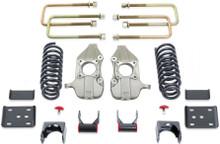 """2015-2019 Ford F-150 2wd 3/5"""" Lowering Kit W/ No Shocks - MaxTrac K333235-6-NS"""