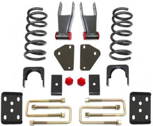 "2002-2008 Dodge RAM 1500 2wd 2/4"" &  2/5"" Lowering Kit W/ No Shocks - MaxTrac K332124-NS"