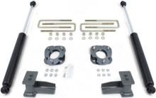 "2009-2014 Ford F-150 2wd W/O Factory Blocks 2.5""/4"" Lift Kit W/ Rear MaxTrac Shocks - MaxTrac 903141"
