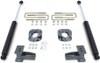"""2015-2020 Ford F-150 2wd 2.5""""/4"""" Lift Kit W/ Rear MaxTrac Shocks - MaxTrac 903240"""