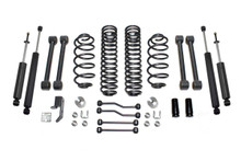 "2003-2006 Jeep TJ Wrangler 2wd/4wd 4"" Lift Kit W/ MaxTrac Shocks - MaxTrac K889640"