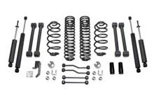 """2003-2006 Jeep TJ Wrangler 2wd/4wd 4"""" Lift Kit W/ MaxTrac Shocks - MaxTrac K889640"""