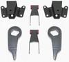 """1997-2004 Ford F-150 4wd 2/4"""" Lowering Kit W/ No Shocks - MaxTrac KT333524-NS"""