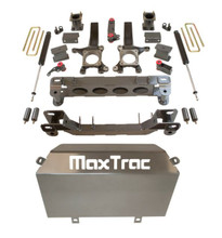 "MaxTrac K946764 2007-2021 Toyota Tundra 4wd 6"" Lift Kit W/ MaxTrac Shocks -"