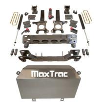 """MaxTrac K946764 2007-2022 Toyota Tundra 4wd 6"""" Lift Kit W/ MaxTrac Shocks -"""