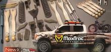 """2017-2020 Ford F250/350 4wd 6"""" Radius Arm Drop Lift Kit W/ FOX Shocks - MaxTrac K883362F"""