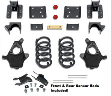 "2015-2016 GMC Sierra Denali 1500 2wd Premium 3/5""  or 3/6"" Drop Kit - 331535MR"