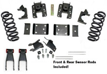 "2015-2019 GMC Sierra Denali 1500 4wd Premium 2/4""  or 2/5"" Drop Kit - 34150MR"