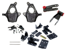 "2015-2016 GMC Sierra Denali 1500 2wd Premium 2/4""  or 2/5"" Drop Kit - 34140MR"