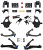 "2014-2018 GM 1500 4WD Stamped Steel & Alum Arms 2/4"" or 2/5"" Premium Drop Kit - 334140"