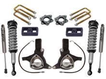 "2016-2018 Chevy & GMC 1500 2wd W/ Stamped Steel / Aluminum Arms 7/4"" MaxTrac Lift Kit W/ FOX Shocks - K881774"