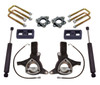 "2016-2018 Chevy & GMC 1500 2wd W/ Stamped Steel / Aluminum Arms 7/4"" MaxTrac Lift Kit W/ Shocks - K881774"