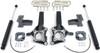 """2009-2014 Ford F-150 2wd W/O Factory Blocks 6.5/4"""" MaxTrac Lift Kit W/ Shocks - K883464"""