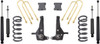"1998-2010 Ford Ranger 2wd 4 Cyl 6/3"" Lift Kit - MaxTrac K883053-4"