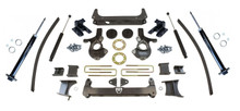 "2007-2013 Chevy & GMC 1500 2wd & 4wd Full 7-9"" Adjustable Lift Kit  - MaxTrac 9941370"