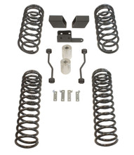 "2018-2019 Jeep Wrangler JL 4wd 3"" Coil Lift Kit  (No Shocks) - MaxTrac 949832"