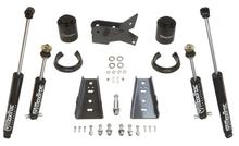 """2009-2018  Dodge RAM 1500 2WD 2"""" Front / 4"""" Rear Lift Kit W/ MaxTrac Shocks - MaxTrac 902445S"""
