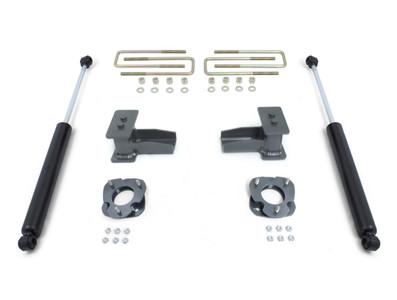 """2015-2021 Ford F-150 2WD 2.5"""" Front / 4"""" Rear Lift Kit W/ MaxTrac Shocks - MaxTrac 903250"""