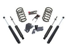 1988-1998 GM V6 C1500 & C2500 2/4 Lowering Kit - MaxTrac K330524-6