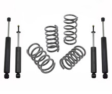 "2009-2018 Ram 1500 2-Door 2wd 2""/4"" Lowering Kit - MaxTrac K332924"