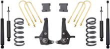 "1998-2000 V6 Ford Ranger 2wd 6/3"" Lift Kit - MaxTrac K883063A-6"