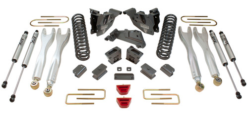 "2014-2018 Dodge RAM 2500 4wd 4"" MaxPro Elite 4-Link Lift Kit - MaxTrac K947241FL"
