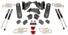 "2013-2018 Dodge RAM 3500 4wd 4"" MaxPro Lift Kit W/ Radius Arm Brackets - MaxTrac K947341"