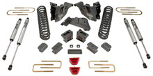 "2013-2018 Dodge RAM 3500 4wd 4"" MaxPro Lift Kit W/ FOX Shocks - MaxTrac K947341F"