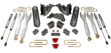 "2013-2018 Dodge RAM 3500 4wd 4"" MaxPro Elite 4-Link Lift Kit  - MaxTrac K947341FL"