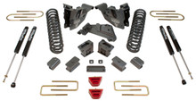 "2013-2018 Dodge RAM 3500 4wd 6"" MaxPro Lift Kit W/ Radius Arm Brackets - MaxTrac K947363"