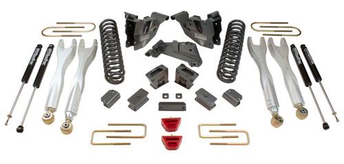 """2013-2018 Dodge RAM 3500 4wd 6"""" MaxPro Elite 4-Link Lift Kit  - MaxTrac K947363L"""