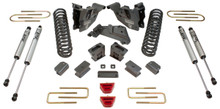 "2013-2018 Dodge RAM 3500 4wd 6"" MaxPro Elite Lift Kit W/ Radius Arm Brackets - MaxTrac K947363F"