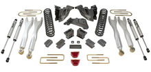 "2013-2018 Dodge RAM 3500 4wd 6"" MaxPro Elite 4-Link Lift Kit W/ FOX Shocks  - MaxTrac K947363FL"