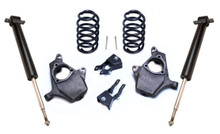 "2007-2014 GM SUV 2wd/4wd 3/4"" Lowering Kit - MaxTrac KS331234S"
