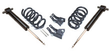 "2007-2014 GM SUV 2wd/4wd 2/3 or 2/4"" Lowering Kit - MaxTrac K331223S"
