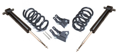 """2007-2014 GM SUV 2wd/4wd 2/3 or 2/4"""" Lowering Kit - MaxTrac K331223S"""