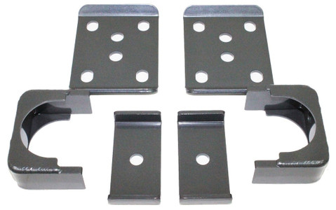 "1988-1998 Chevy Silverado 1500 2wd 6"" Rear Flip Kit - MaxTrac 300560"