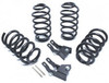 """2015-2020 Chevy Tahoe 2wd/4wd 2/4"""" Lowering Kit - MaxTrac K331624"""