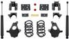 """2014-2016 GM 1500 2wd/4wd (Single Cab - 1pc Drive Shaft) 3/5"""" Lowering Kit - MaxTrac KS331535-6"""