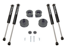 "2018+ Jeep JL Wrangler 2.5""/2"" Lift Kit w/ MaxTrac Shocks  - MaxTrac K949822S"
