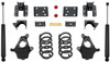 """2014-2016 GM 1500 2wd/4wd (Magneride) 3/5"""" Lowering Kit - MaxTrac KS331535-8M"""